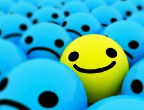 As the Leader you set the tone….SMILE every chance you get!